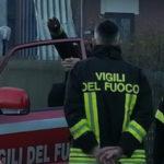 Incendio casa Germagnano
