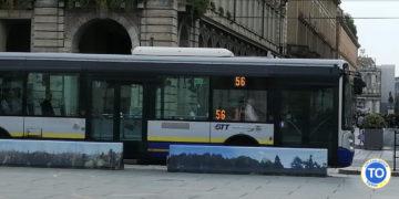 Disinfestazione bus GTT coronavirus