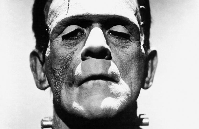 Frankenstein sala Bolaffi Torino Asta