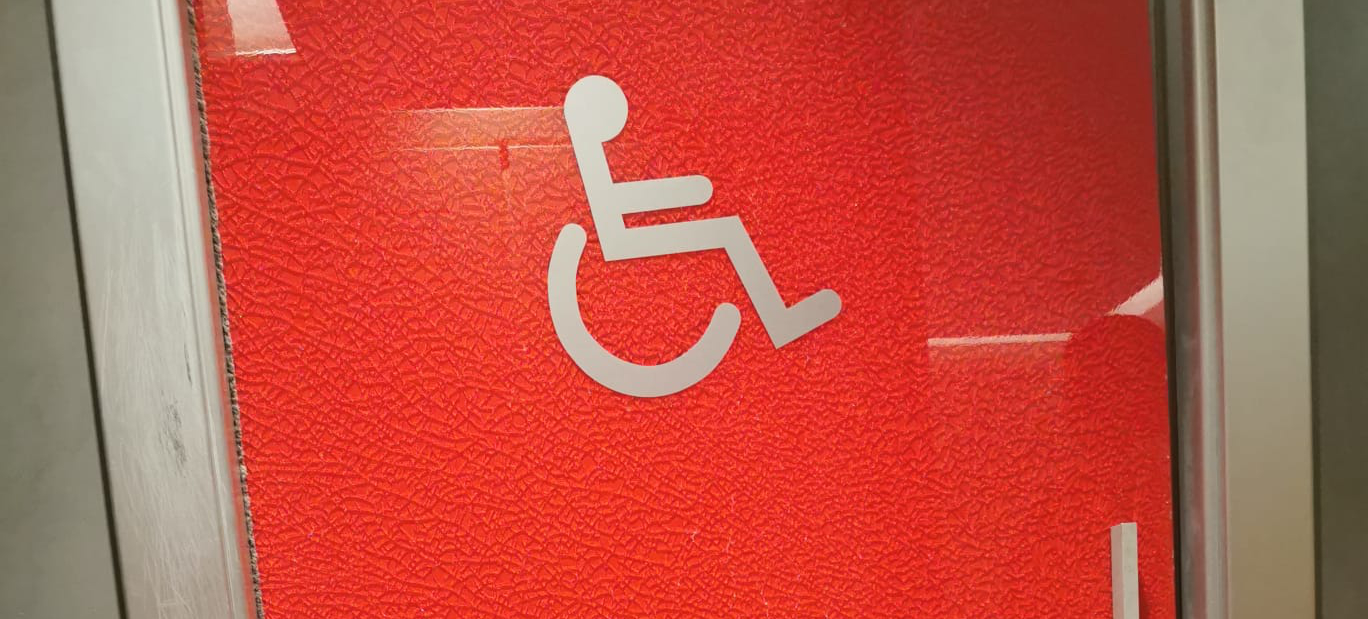 Porta Nuova disabili