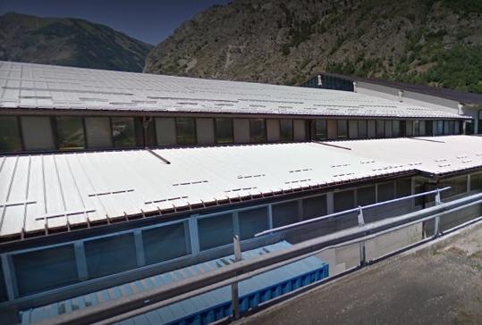 Scoperchiato tetto Sant'Anna Vinadio