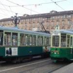 Carnevale tram storici torino