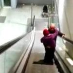 Metro Torino figlia disabile ascensore rotto