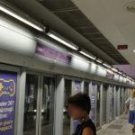 aggredisce la compagna di 19 anni alla Metro