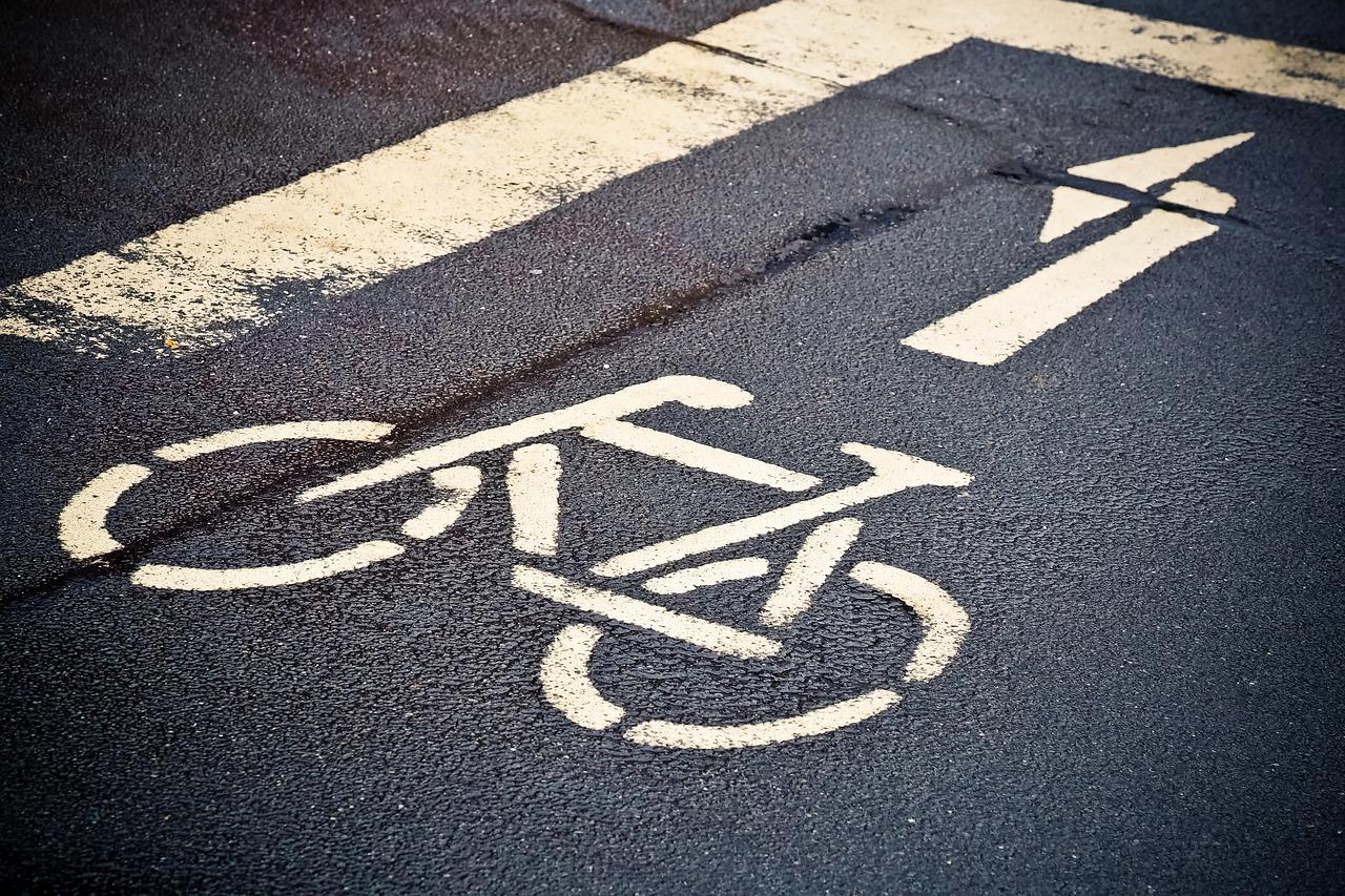 Pista ciclabile corso francia Torino