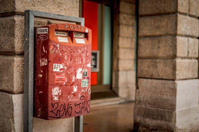 allarme contaminazione ufficio postale dronero