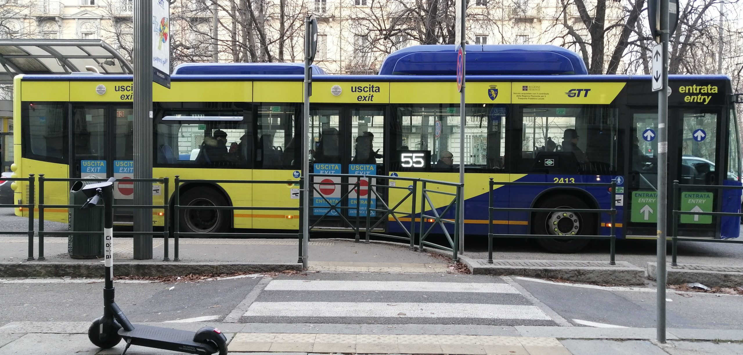 Bus GTT Torino