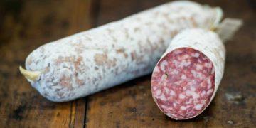 salame contadino listeria e salmonella