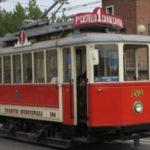 San valentino Tram storico Torino