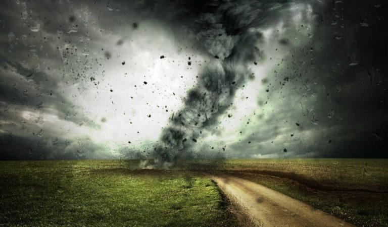 La Tempesta Ciara e i danni in Piemonte: il video della furia sullo stabilimento Sant'Anna