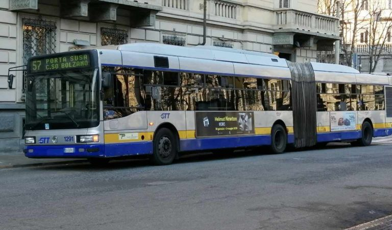Torino, attenzione alle linee GTT che variano il percorso dal 3 al 7 marzo 2020