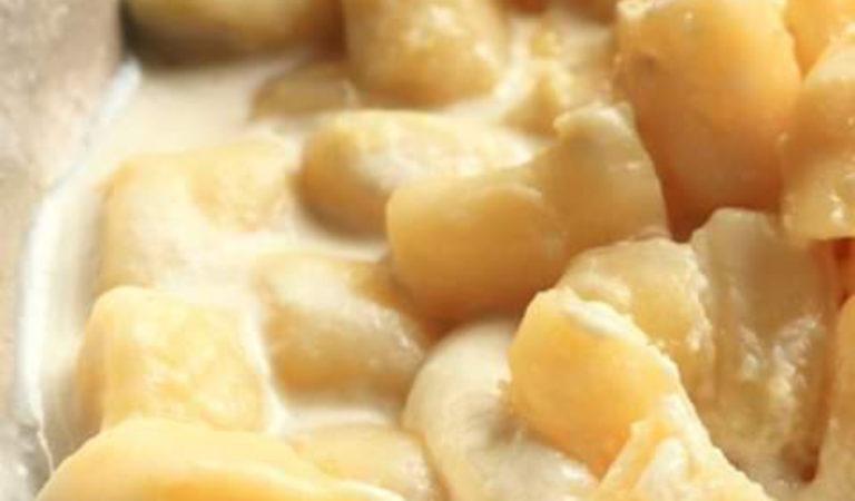 Strozzapreti di patate o strozzabodi. La ricetta