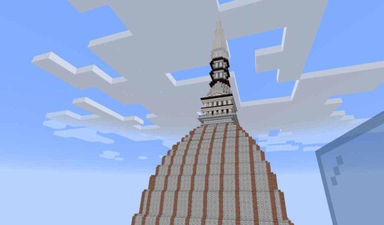 """Scoprire Torino da casa giocando a Minecraft: il nuovo gioco gratuito """"Turin is MINE"""""""