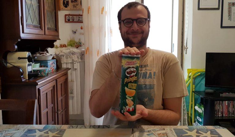 Pringles gusto formaggio e cipolla: le ho provate per voi ed ecco la mia opinione