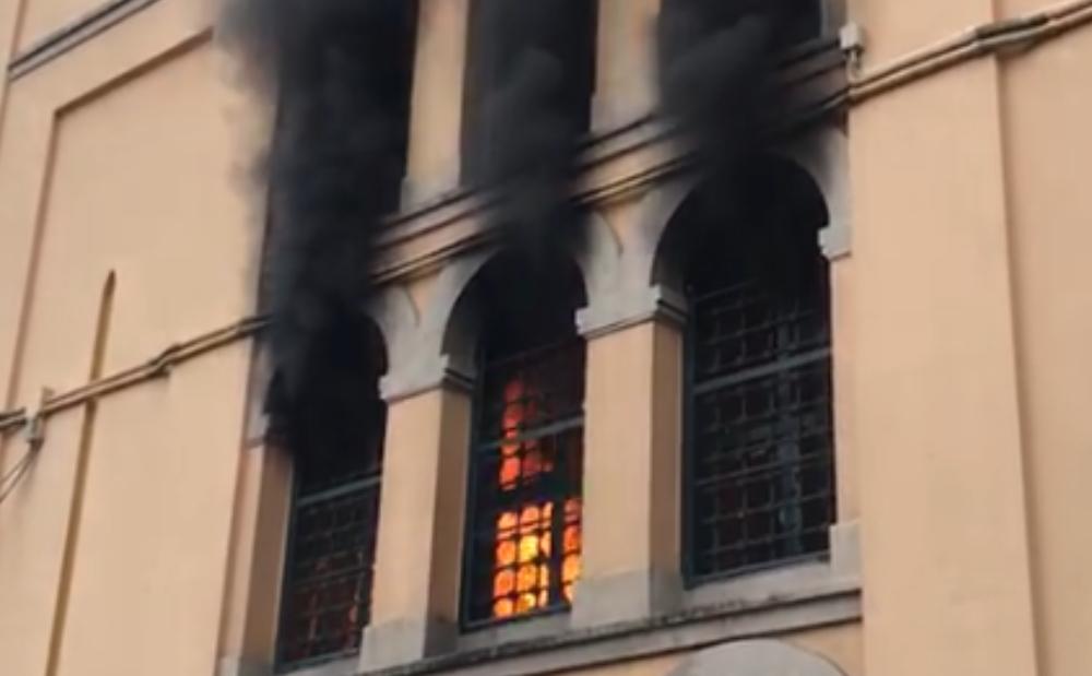 Rivolta carceri Milano