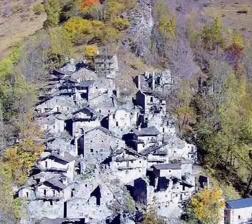Narbona di Castelmagno: Il mito
