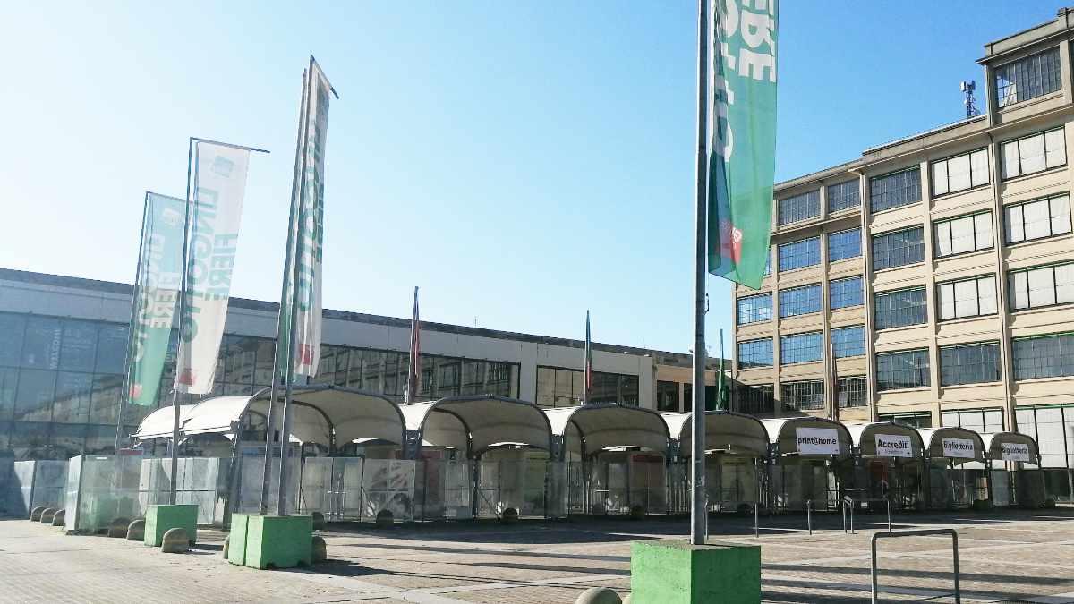 Lingotto Fiere a Torino