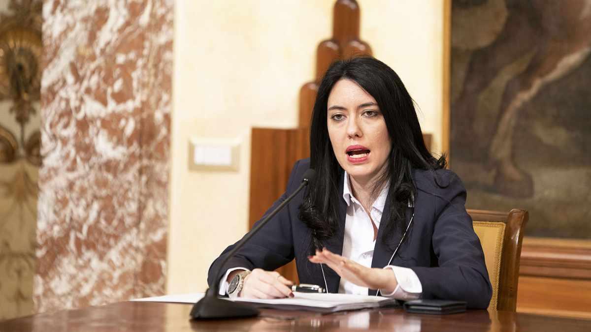 Lucia Azzolina e la scuola