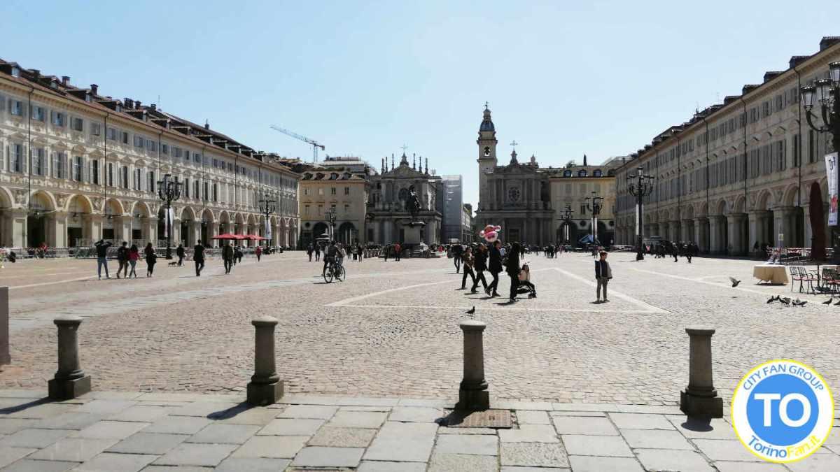 Fase 2 a Torino