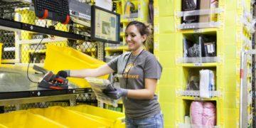 Offerte lavoro Amazon