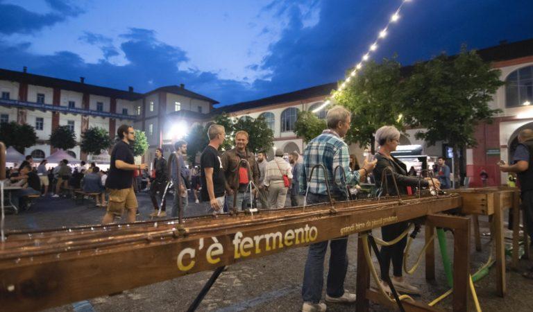 C'è Fermento, il salone della birra rilancia un nuovo appuntamento a dicembre