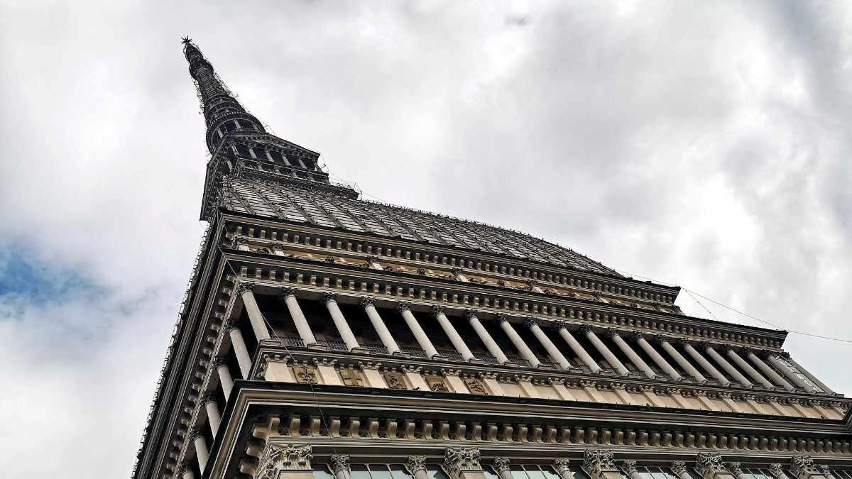 Mole Antonelliana ed eventi a Torino