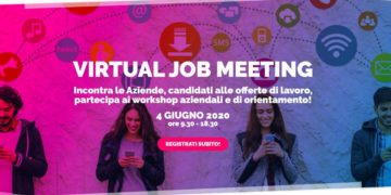 Virtual Job Meeting