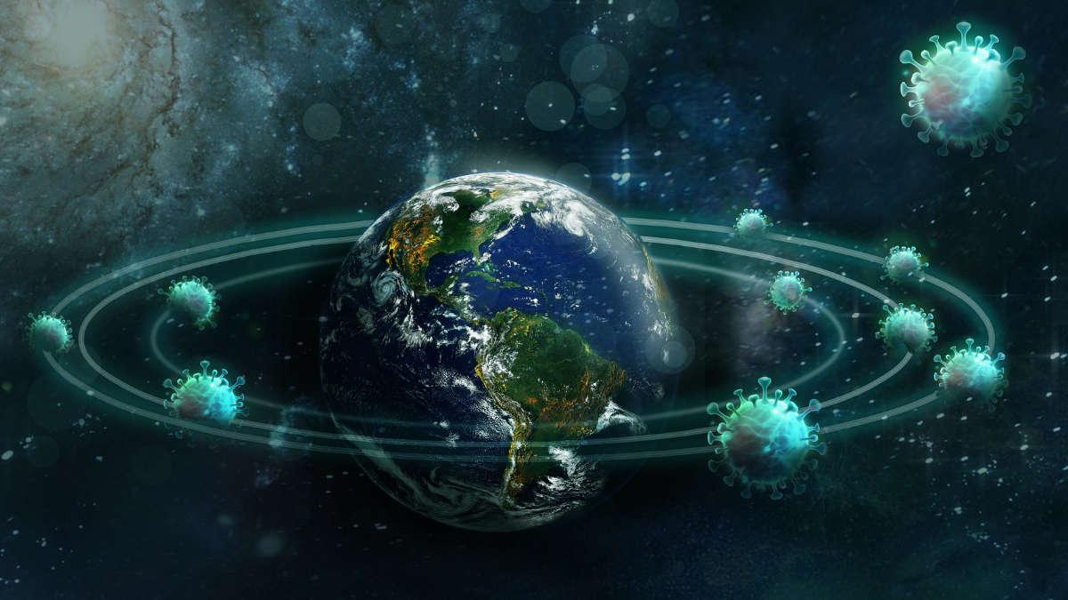 Pandemia Covid nel mondo accelera