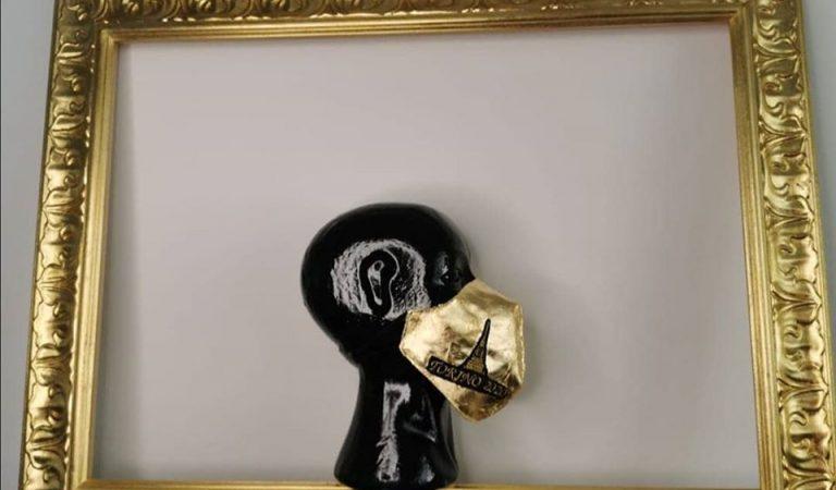 Torino, il calzolaio degli sceicchi mette all'asta una mascherina d'oro per l'ospedale Regina Margherita