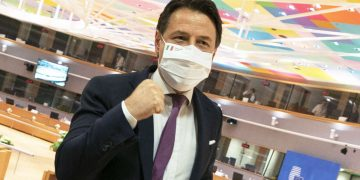 Recovery Fund Giuseppe Conte