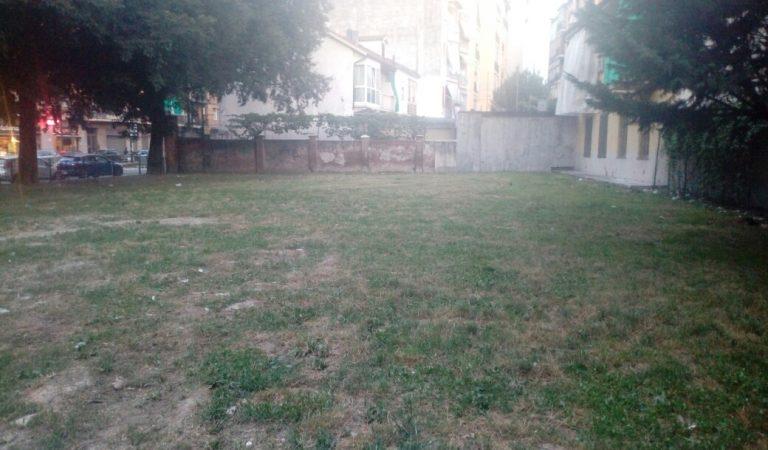 Torino, Giardino Vannucci poco sicuro per cittadini (e sporco)
