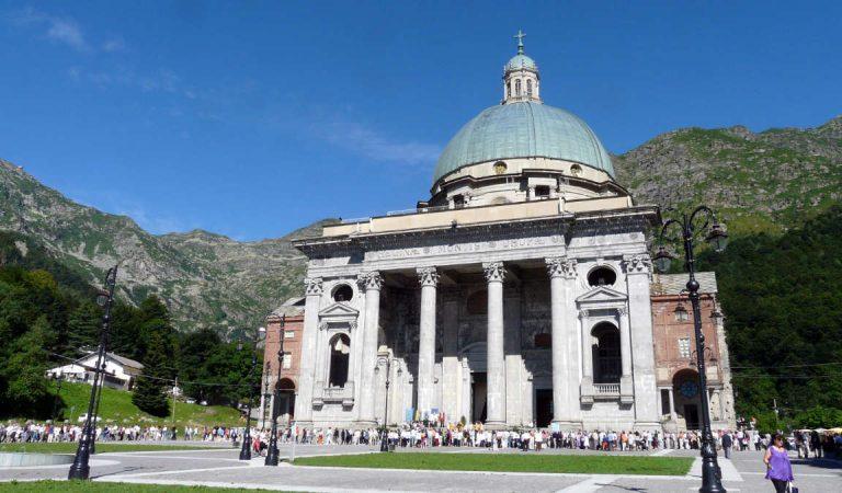 Santuario e Basilica di Oropa riaprono dopo i restauri