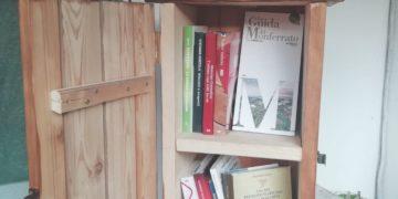 libreria amici del po atto vandalico