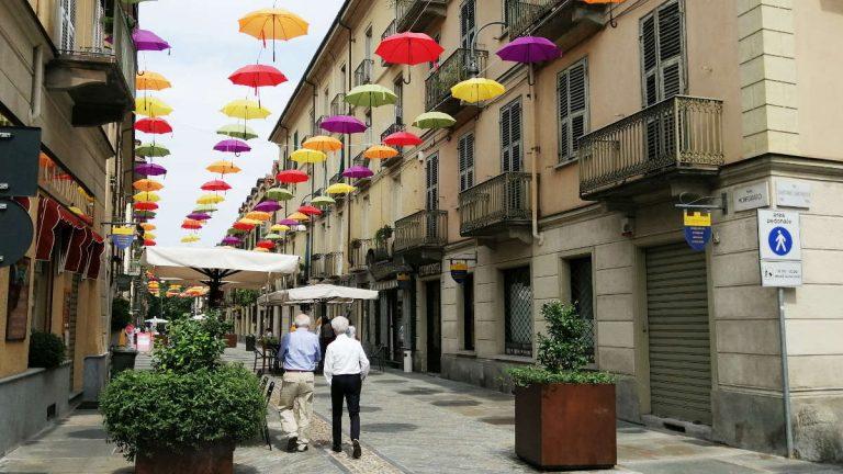 Aree pedonali Torino