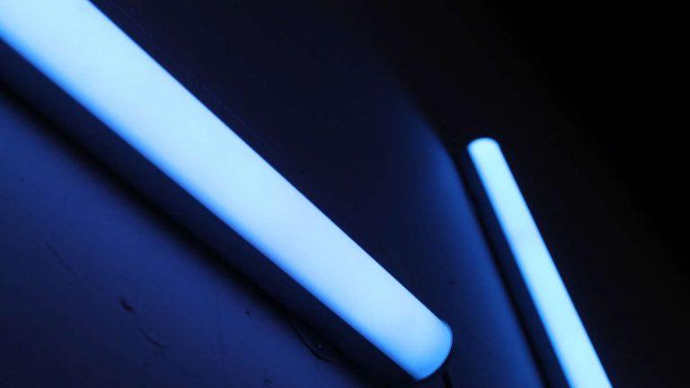 Lampade UV contro virus