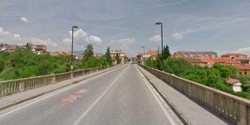 Ponte di Alpignano chiuso e lavori