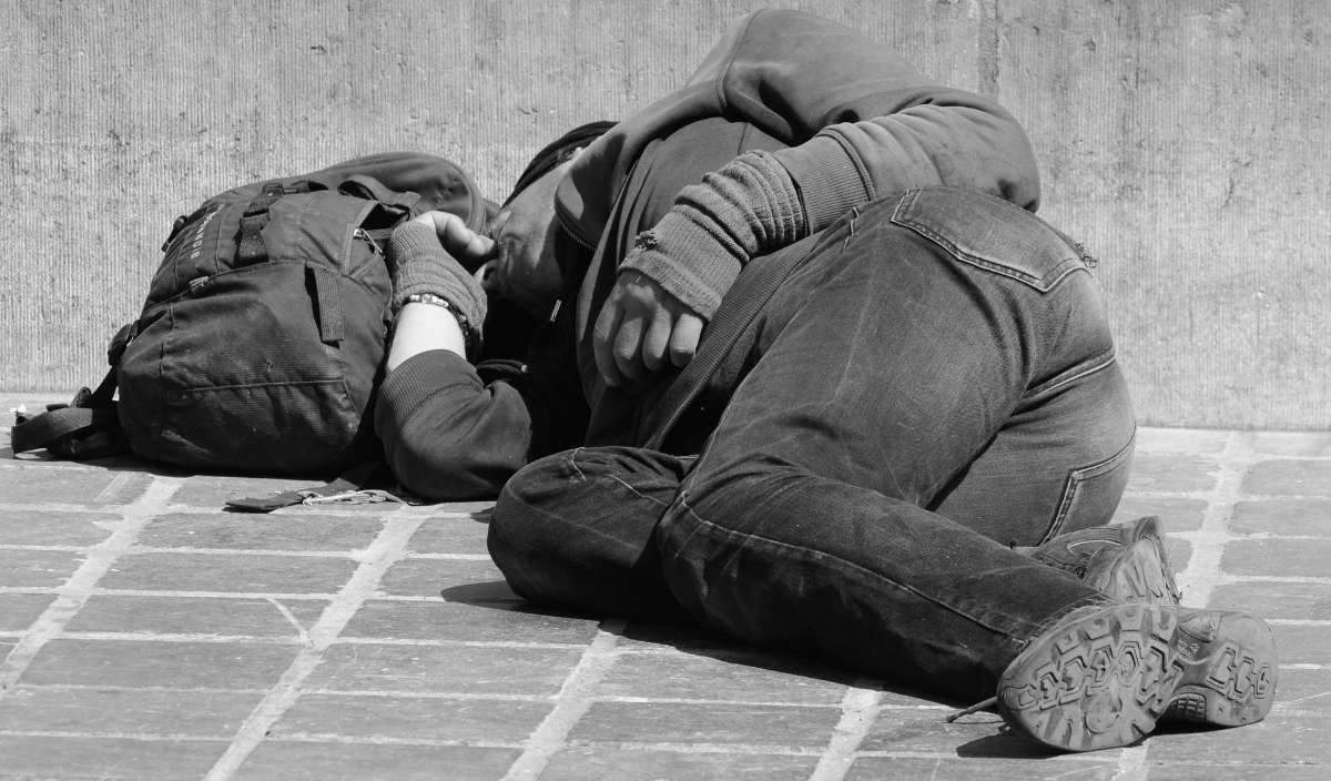 Assistenza ai senzatetto a Torino