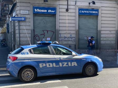 Interventi della Polizia di Stato