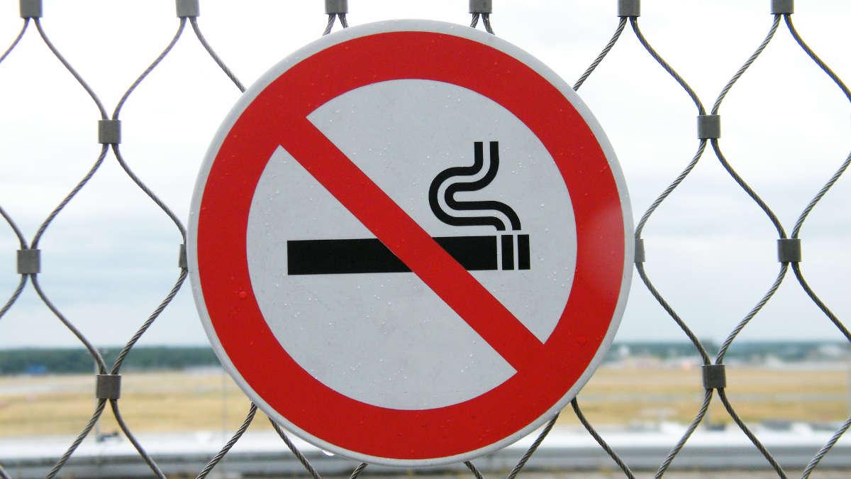 Divieto di fumo all'aperto a Torino