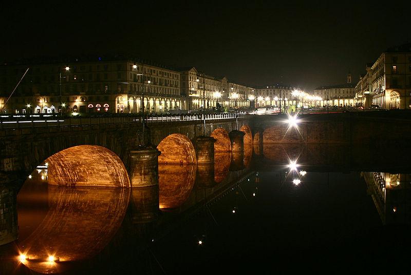 Ponte Vittorio Emanuele I tesoro