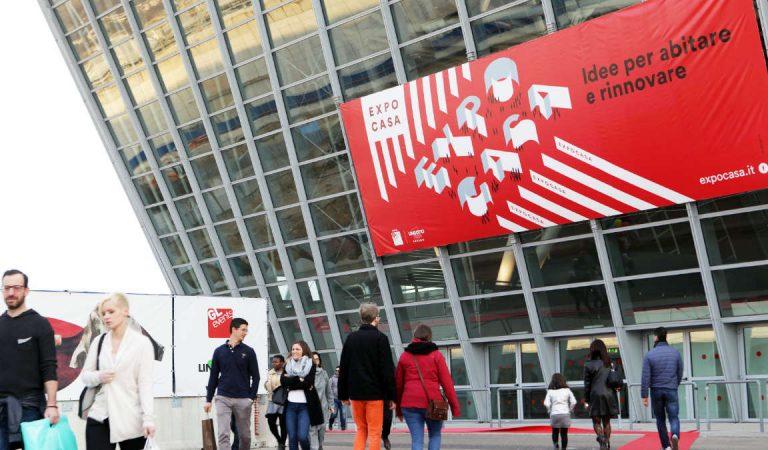 Torna Expocasa ed è gratis. Dal 26 settembre al 4 ottobre a Torino