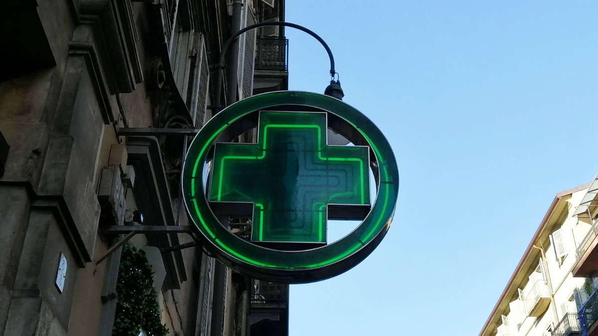 Farmacia a Torino