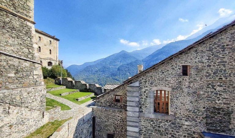 Appuntamento al Forte di Fenestrelle per la Camminata in montagna il 27 settembre
