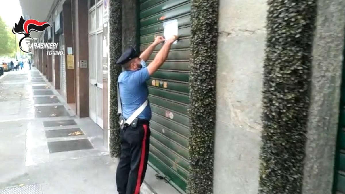 Sequestro bar a Torino