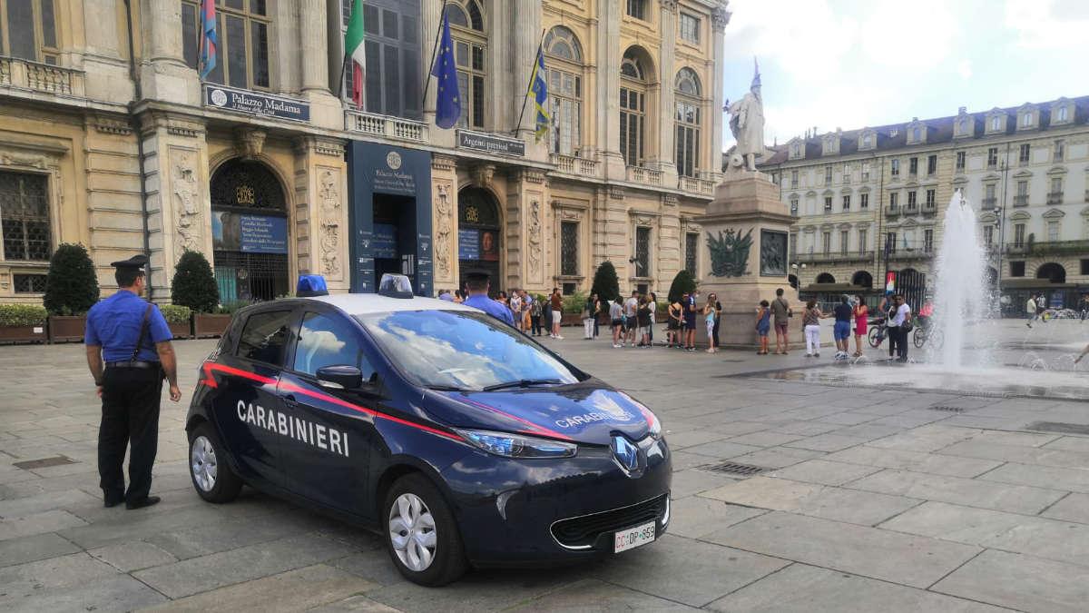 Due arresti dei Carabinieri a Torino