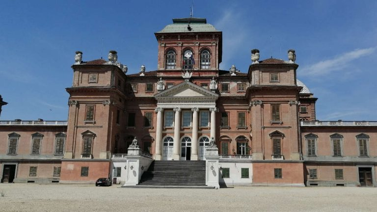 Tour guidato al Castello di Racconigi