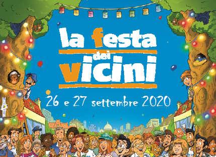 Torna a Torino la Festa dei Vicini: il 26 e 27 settembre 2020