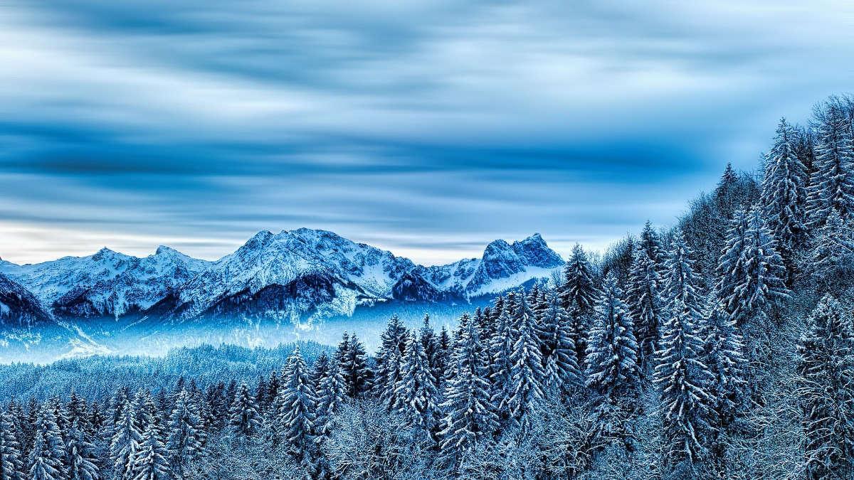 Prima neve in Piemonte