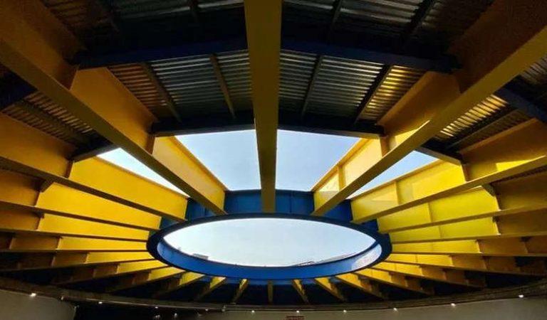 Sottopasso Lingotto riapre con la rotonda sotterranea più grande d'Europa