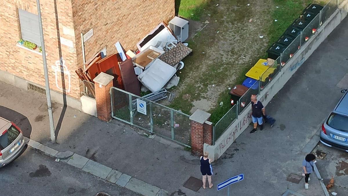 Case ATC occupate a Torino